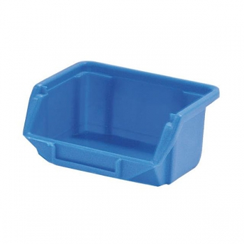 Stapelbox blau Gr 1 90x110x50mm