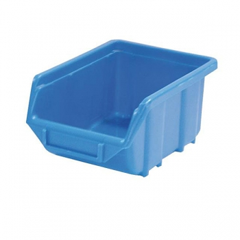 Stapelbox blau Gr 2, 168x111x76mm