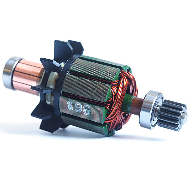Rotor zu TW0350 Makita 515263-0 Anker