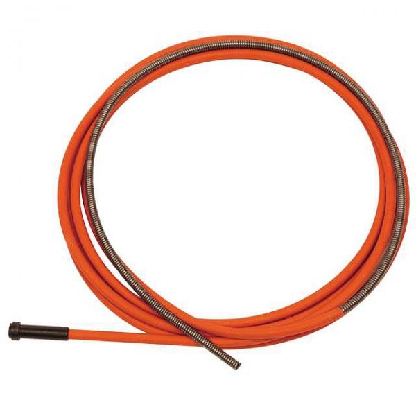freytool Werkzeug Shop - Draht Führungsspirale rot 1,0-1,2mm, 3m