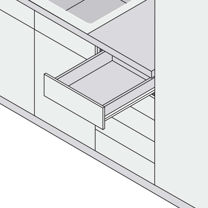 freytool werkzeug shop blum 230m schubladenf hrung 35cm 230m3500. Black Bedroom Furniture Sets. Home Design Ideas