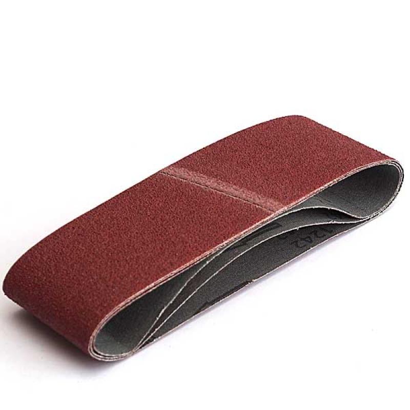 schleifband schleifb nder f r bandschleifer 60x400 mm korn 120 freytool. Black Bedroom Furniture Sets. Home Design Ideas